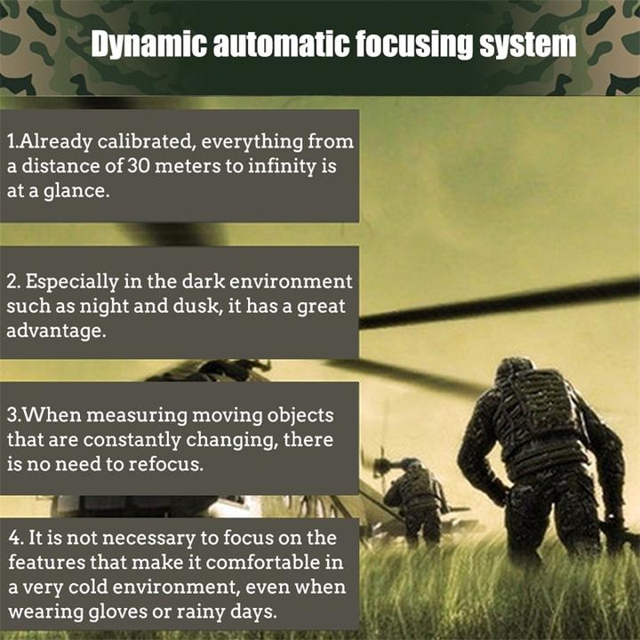 focus automatique dynamique
