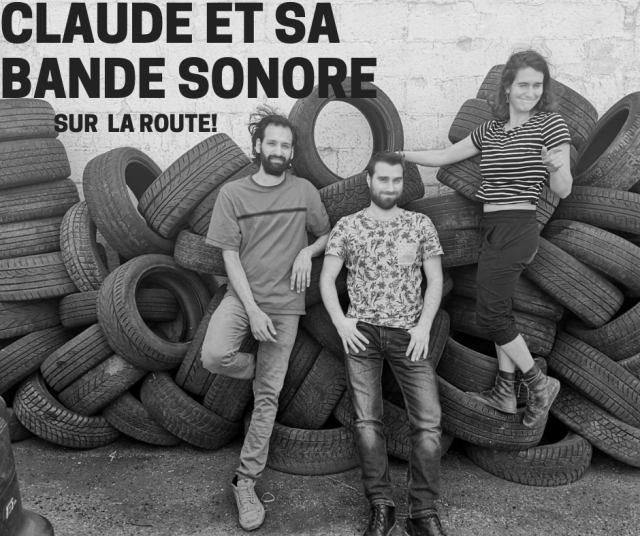 Claude et sa bande sonore