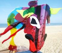 Bikkel - Toro Kolo - Bull Colour - 60x75x17cm