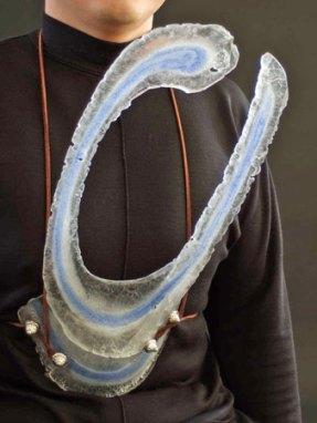 "Simsa Cho, ""AODAMA""jewelry for breathing."