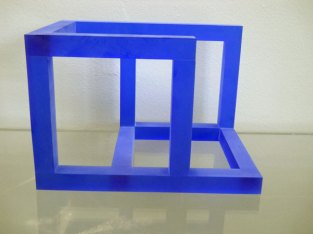 NIEUW Object-Ruimte-Blauw