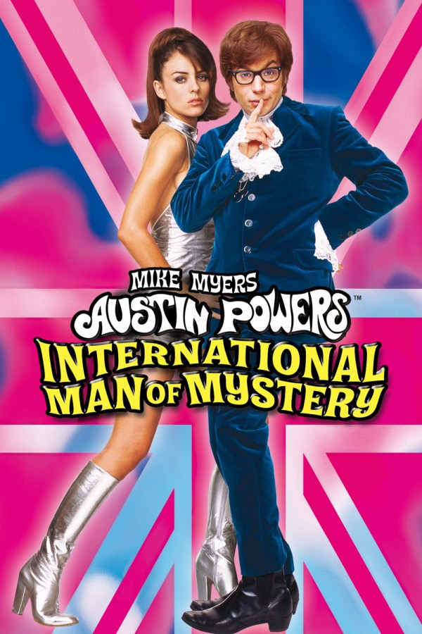Austin-Powers-poster - international-Man-Of-Mystery