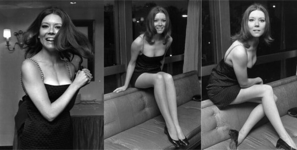 Diana Rigg (Olenna Tyrell from Game of Thrones) in 1967