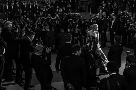 Cate Blanchett - Cannes 2015 © Vincent Desailly