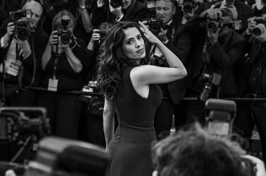 Salma Hayek - Cannes 2015 © Vincent Desailly