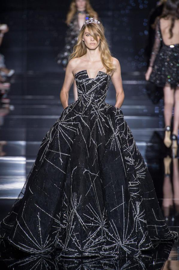 Zuhair Murad haute couture - photo Imaxtree