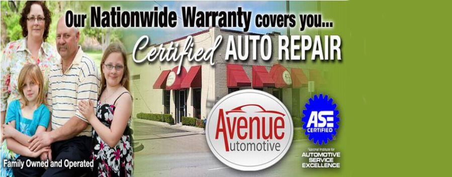 Avenue Automotive Repair in Ennis TX - Car Repair & Vehicle Maintenance in Ennis TX