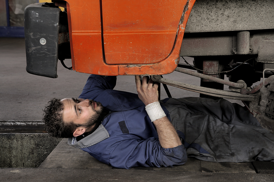 Commercial Fleet Repair at Avenue Automotive Repair in Ennis TX