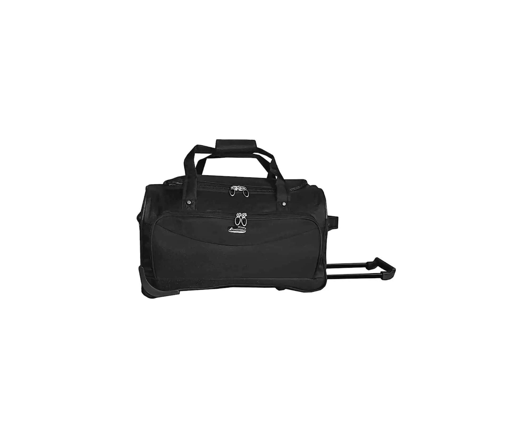 sac de voyage cabine a roulettes 55 cm