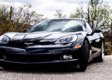 RJS Corvette