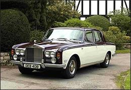 1971 Rolls Royce