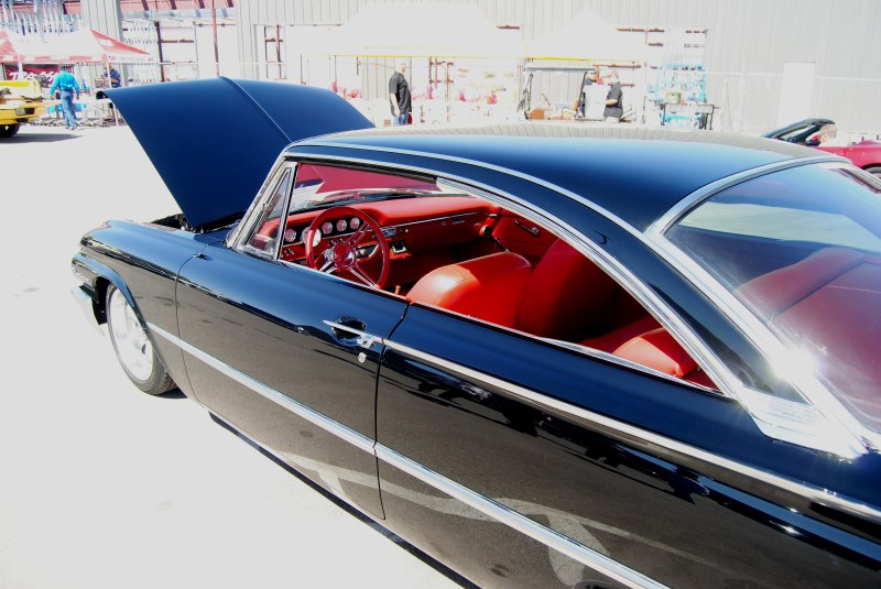 '60 Starliner - great looking interior