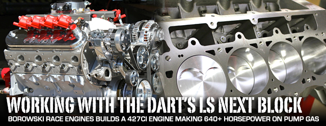 This is a MONSTER engine.  Read below and follow the link.