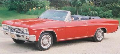 Rag Top '66 Impala