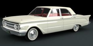 1960 4 Door Comet