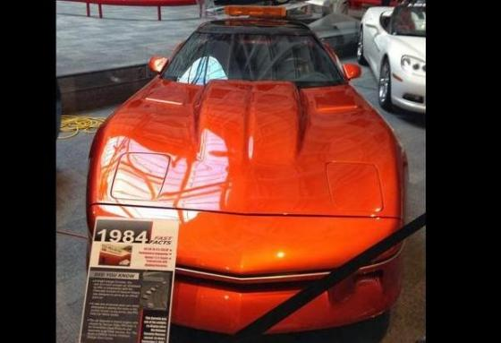 PPG Pace Car