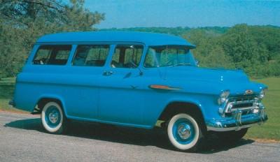 1957 Carryall