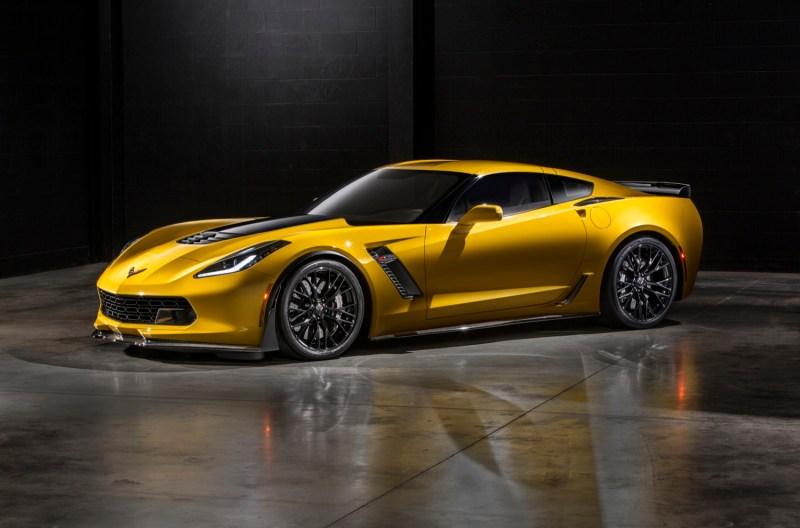 '15 Z06 Corvette