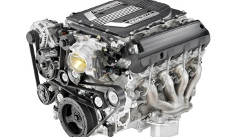 Next-Gen LT1 6 2-Liter V-8 for 2014 Corvette Revealed with