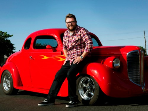 'Top Gear's' Rutledge Wood on
