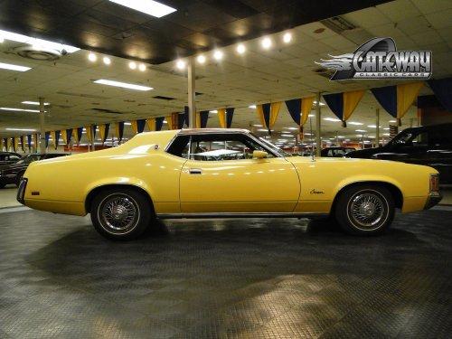 1972 cougar xr 7