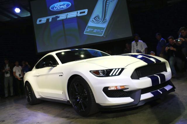GT350 - $50K