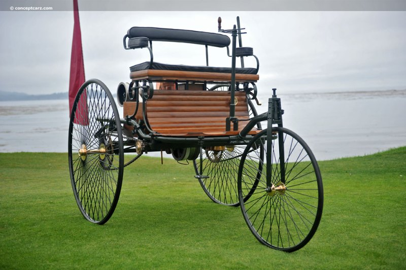 Carl Benz's Motorwagon.