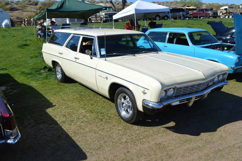 1966 Chevy Impala Wagon