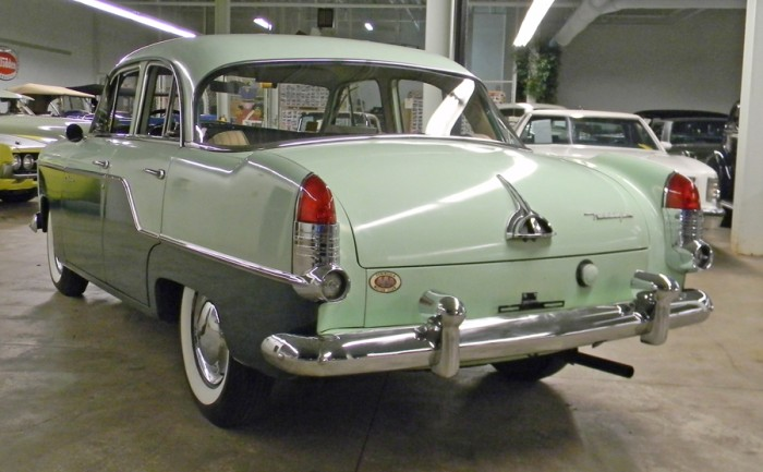 1955 Willys Aero