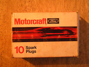Ford NOS Spark Plugs