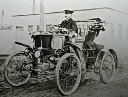 The first Packard