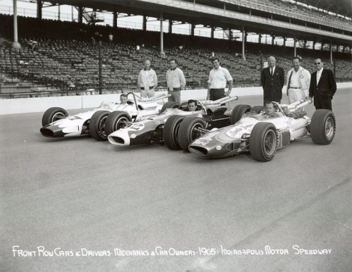 indianapolis 500 history
