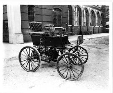 1897 Oldsmobile