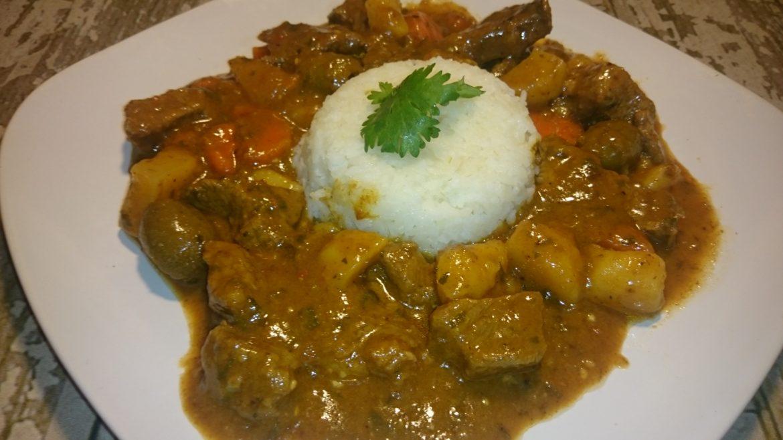 Carne GuisadaPuerto Rican Beef Stew Average Guy Gourmet