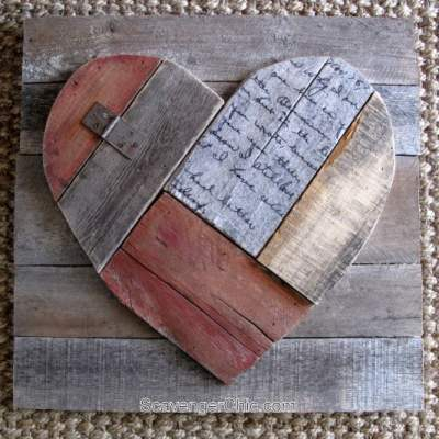 Pallet-Wood-Valentines-Heart-diy-010