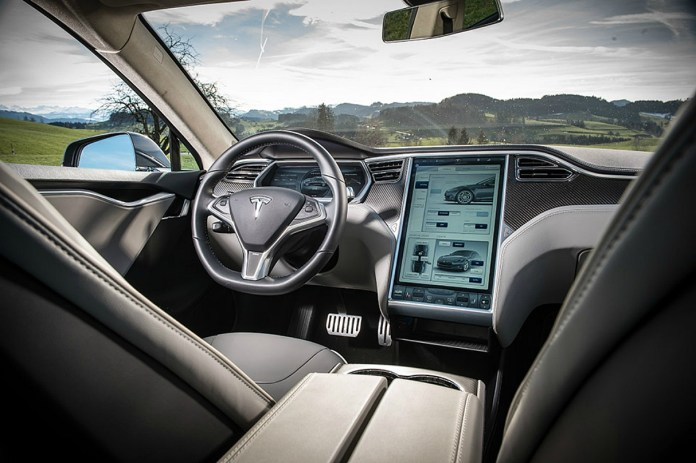 Tesla Model S P100d Average Joes