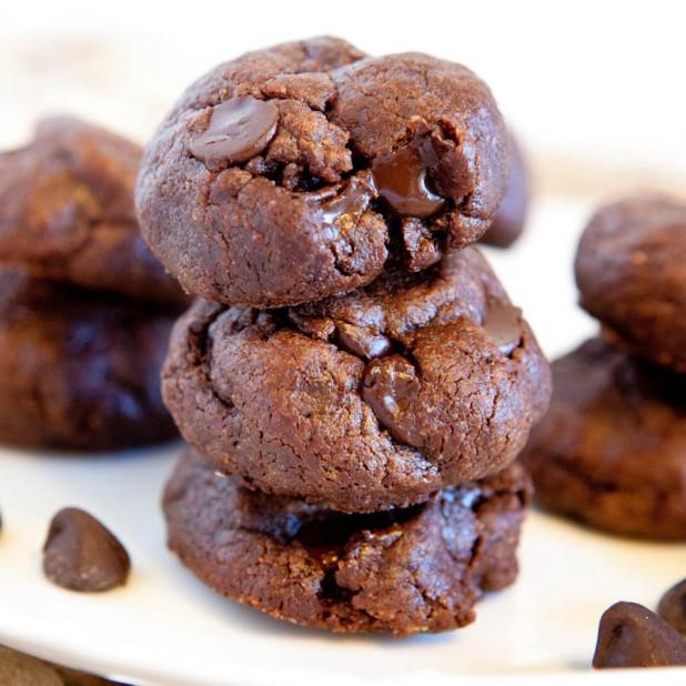 resep cara membuat kue kering coklat