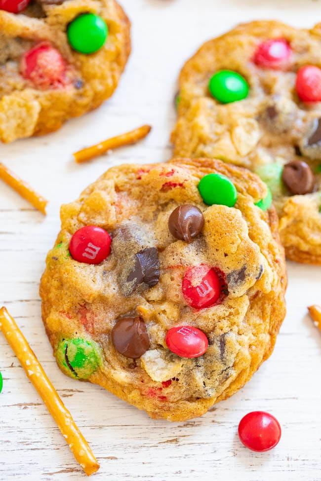 santa s kitchen sink cookies