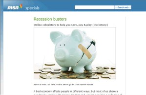 Recession Busters