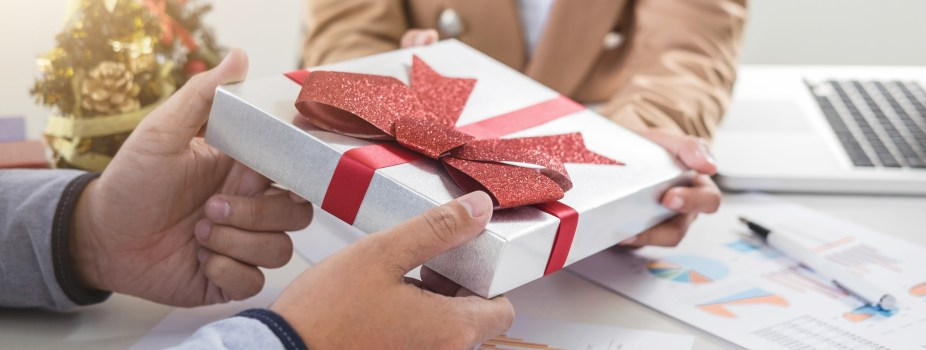 Gift-Giving Etiquette & Ideas for Your Business