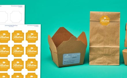 Eco-Friendly Product Labels & Packaging
