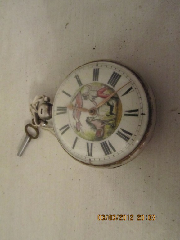 Photo of Pocket Watch in Farnborough Probate Valuation