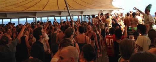 semester at sea neptune day party panorama