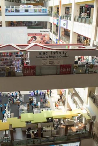 singapore electronics mall