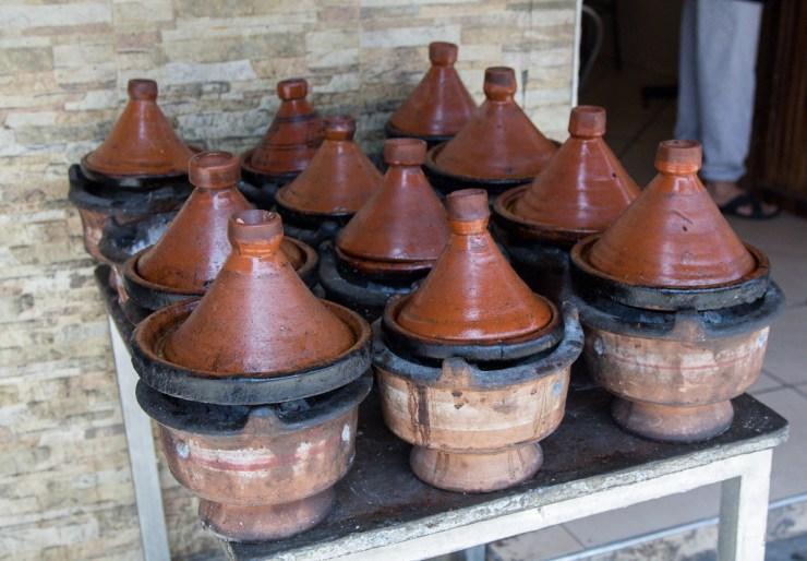 morocco tajines cooking