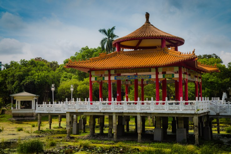 Tainan Park Pavilion