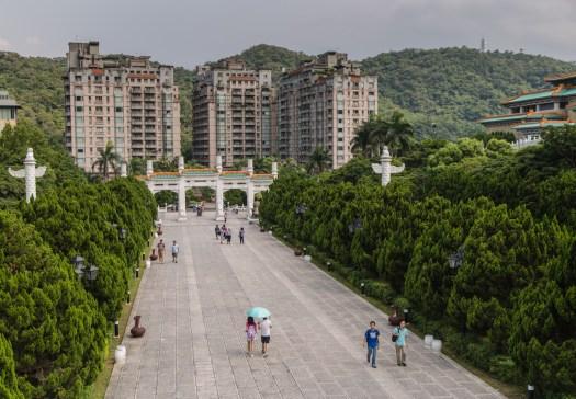taipei palace museum view-1