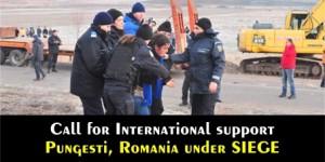 Gaz de sist Romania