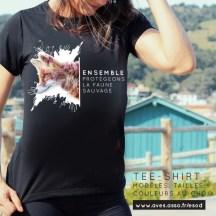 Tee-shirt Renard