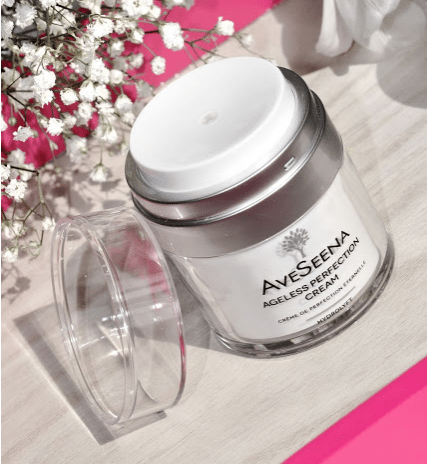 Aveseena ageless perfection cream review skin care anti-aging